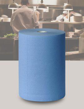 Industrial-bobina-Secamanos-azul